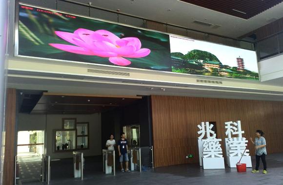 兆科药业(广州)有限公司案例2