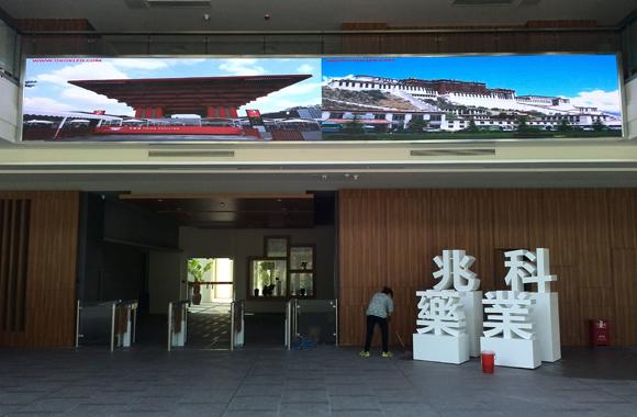 兆科药业(广州)有限公司案例1