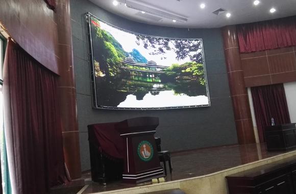 广东省城市建设技师学院案例