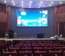 广东省城市建设技师学院(p2.5弧形)